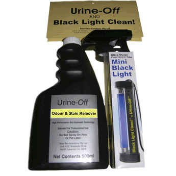 Urine off Black Light Kit